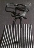 сумка классическая новая черно-белая Нові Санжари