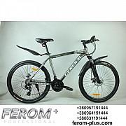 Велосипед 26 GENERAL 9,0 ALLOY бело-серый Харків