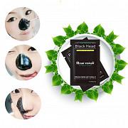 Black Head Rose Mask/Черная маска для очищение пор носа 2 шт. Нова Одеса