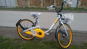 Нові велосипеди Obike з Німеччини Снятин