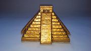 Пирамида из Оргонита ручная робота Черкаси