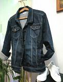 Пиджак джинсовый Мелитополь