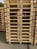 Поддон деревянный 1150*1150 мм. Пісочин