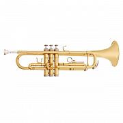 Труба Student Trumpet by Gear4music,Gold Рубіжне