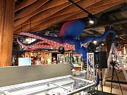 Надувной рекламный осьминог Inflatable octopus, Advertising Inflatable octopus Київ