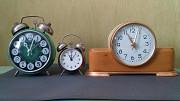 продам часы СЧЗ хрусталь-62г.,маяк-72г. будилиник (витязь..ракета) всё работает. Полтава