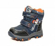 Термо ботинки для мальчика Bessky Дніпро