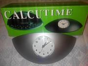 Часы-калькулятор кварц новые Київ