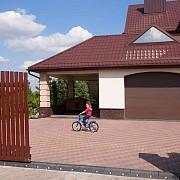 Гаражные Секционные ворота Алютех от 13 850 грн /монтаж, ремонт Киев