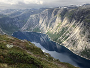 Поход по Норвегии Дніпро