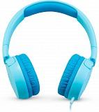 Детские наушники JBL JR 300 Blue (JBLJR300BLU)
