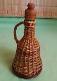 Продам бутылку для вина оплетенную лозой Миколаїв