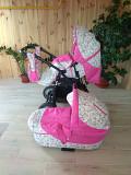 Дитяча коляска zip adbor 2 в 1 Ватутіне