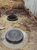 Сливная яма/Септик Колодец новый/чистка Кольца бетонные Днепр
