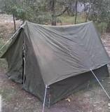 Палатка брезентовая, армейская с полом, 3-х местная Київ