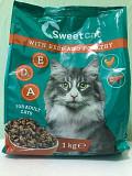 Венгерский сухой корм для котов для кошек Мукачево