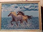 Картина вышита бисером Первомайськ