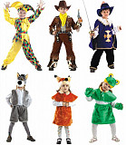 Прокат новогодних, карнавальных детских костюмов. ЖИТОМИР Житомир
