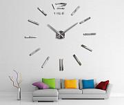 """Настінний кварцовий 3D годинник / часы для будинку чи офісу (47"""") Вінниця"""