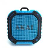Портативная акустическая система AKAI ABTS-B7 Blue (29134) Вінниця