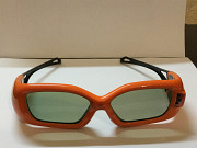 3D окуляри DD2G для проекторів з активним РК-затвором, Львів