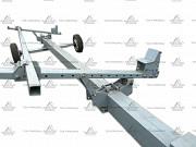 Телега для импортных жаток от 6 метров одно и двухосные, купить, цена Володимир-Волинський