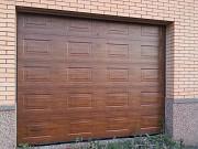 Ворота гаражные, секционные , автоматика Стрий