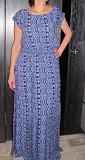 100%вискоза легкое макси платье Papaya р.16 Полтава