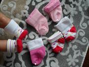 Одежда, носочки для куклы беби борн Рівне