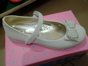Туфли нарядные для девочек Первомайський