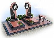 Установка гранитных памятников. Низкие цены! Одеса
