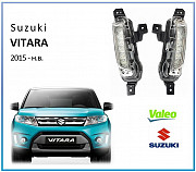 Оригинальные Led Drl Valeo дхо для Suzuki Vitara 2015- Харків
