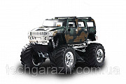 Джип микро р/у 1:43 Great Wall Toys Hummer Хаки (GWT2008D-8) Житомир