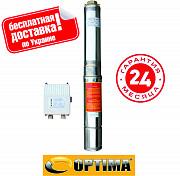 """Насос скважинный 3"""" OPTIMA 3SDm1.8/10 0.25 кВт 42м + пульт+кабель 15м Ужгород"""