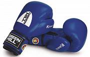 """Боксерские перчатки """"KNOCK"""" Green Hill Дніпро"""