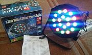 Световой прибор LED Par Light 18*3W. Лубни