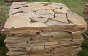Камень песчаник природный Хрустальный