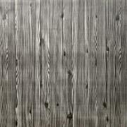 Самоклеющаяся декоративная 3D панель графитовое дерево 700x700x4мм Днепр