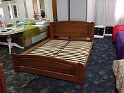 """Нове дерев""""яне ліжко. Бук, масив. Безкоштовна доставка. Київ"""