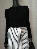 блуза черная с открытыми плечами 44-46-48р Нові Санжари