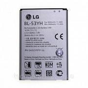Аккумулятор AAAA-Class BL-53YH для LG G3 D850 / D855 / D858 / D859 / F400 / F460 / D690 G3 Stylus (1 Житомир