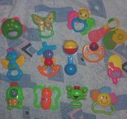 Пакет игрушек Миколаїв