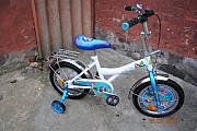 Детский велосипед для девочки диаметр колес 14 Полтава