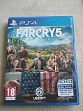 Продам Гру FarCry 5 (PS4) (Русская Версия) Свалява