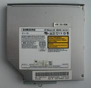Привод CD-ROM Samsung CD-Master 24E MODEL SN-124 от ноутбука Сміла