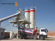 Стационарный бетонный завод Maprein Madrid CHM 1000 - 50 m3/ч Испания Харьков