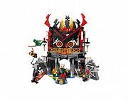 Детский конструктор JVToy 16012 «Храм воскресения» серии «Герои ниндзя» Київ