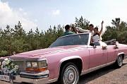 Ретро автомобиль Cadillac Fleetwood cabrio Київ