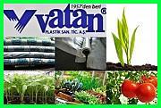 Надёжная тепличная плёнка Vatan Plastik, Турция. Продам пленку для теплиц Кропивницький