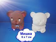 Мишка раскраска Київ